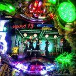 仮面ライダーV3 GOLD Version@京楽。