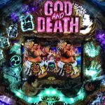 GOD AND DEATH@豊丸。